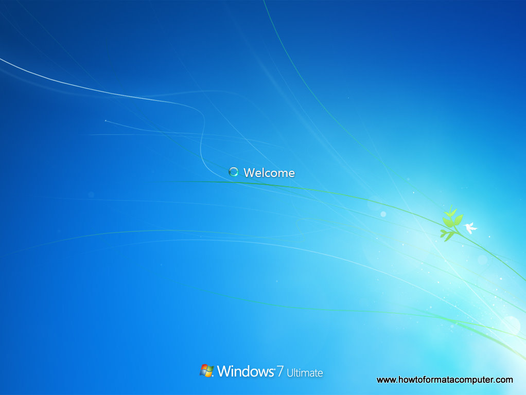 comment reformater Windows 7 avec cd d'installation