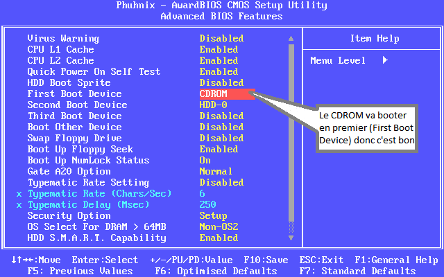 comment formater son pc et r u00e9installer windows xp