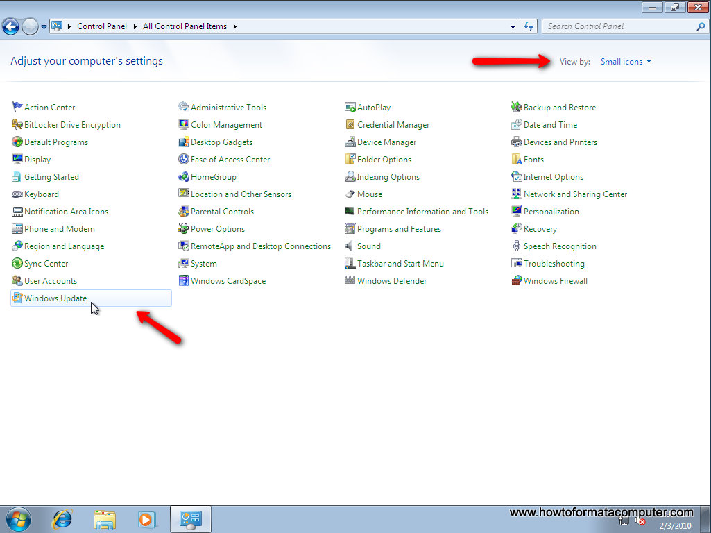 installer le pilote de microphone Windows 7